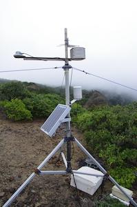 気象観測設備