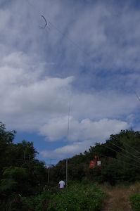160mアンテナ