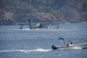 海上自衛隊 US-2